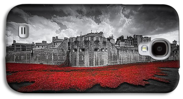 Tower Of London Remembers Galaxy S4 Case by Ian Hufton