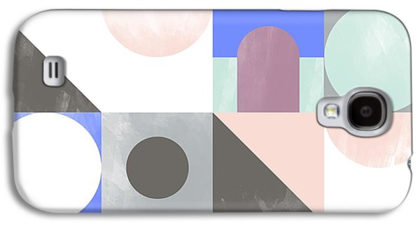 Toy Blocks Galaxy S4 Case