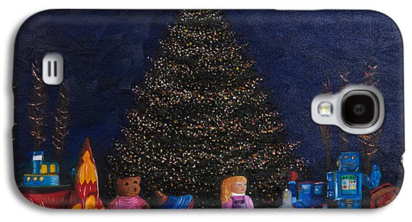 Christmas Toys Galaxy S4 Case