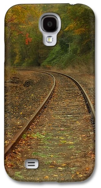 Tracking Thru The Woods Galaxy S4 Case