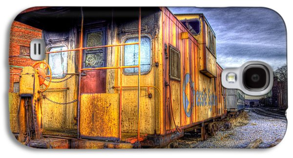 Train Caboose Galaxy S4 Case