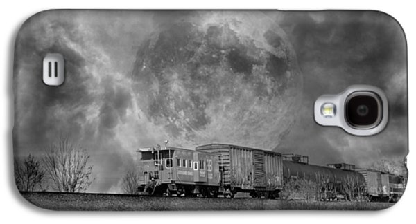 Trainscape Galaxy S4 Case by Betsy Knapp