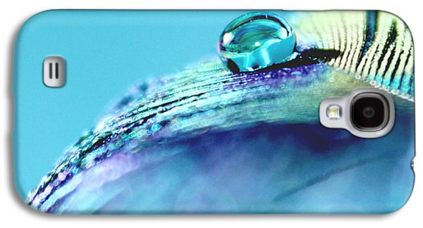 Tranquil Blue Galaxy S4 Case