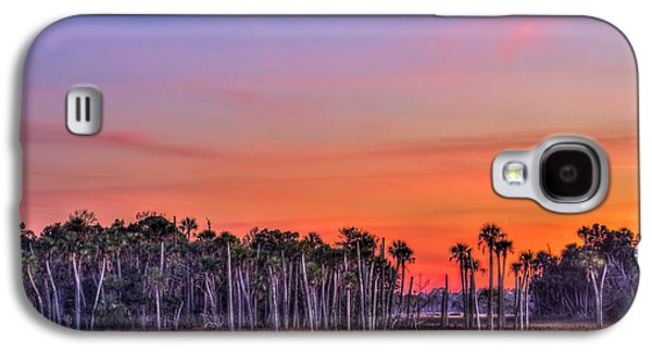 Tranquil Hammock Galaxy S4 Case by Marvin Spates