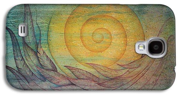 Tranquility Galaxy S4 Case by Ellen Starr