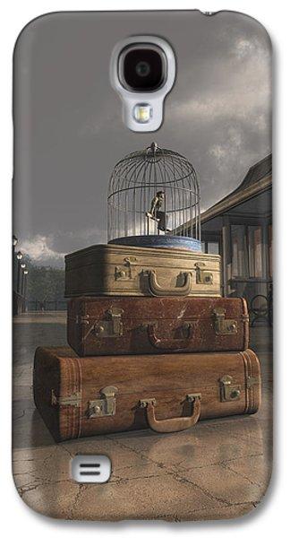 Traveling Galaxy S4 Case by Cynthia Decker
