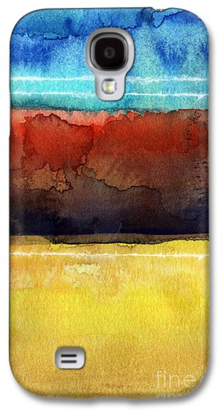 Traveling North Galaxy S4 Case by Linda Woods