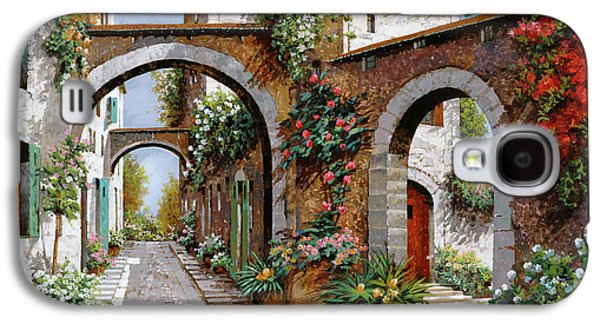 Tre Archi Galaxy S4 Case by Guido Borelli