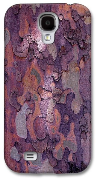 Tree Abstract Galaxy S4 Case by Rona Black