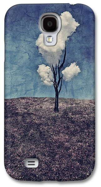 Tree Clouds 01d2 Galaxy S4 Case