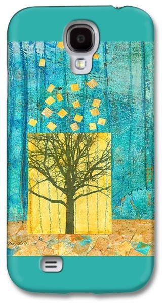Tree Collage Galaxy S4 Case