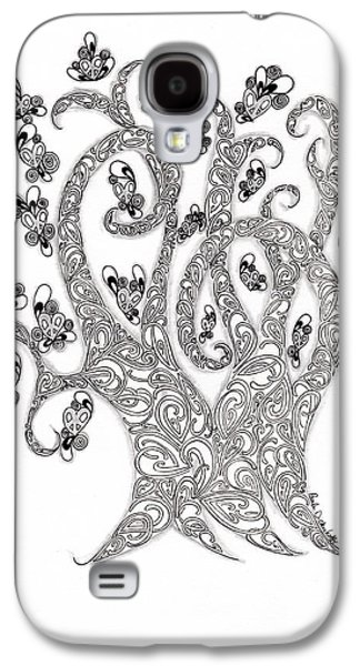 Tree Of Peace Galaxy S4 Case by Paula Dickerhoff