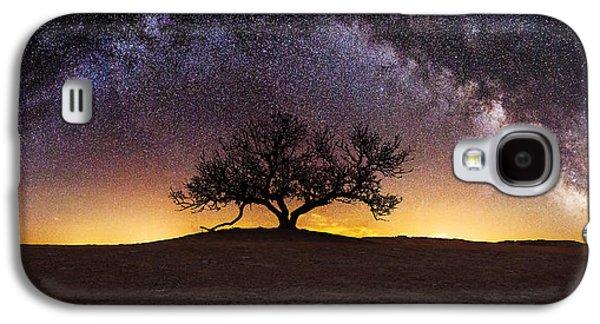Tree Of Wisdom Galaxy S4 Case by Aaron J Groen