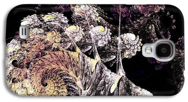 Tree Spirit Galaxy S4 Case by Anastasiya Malakhova