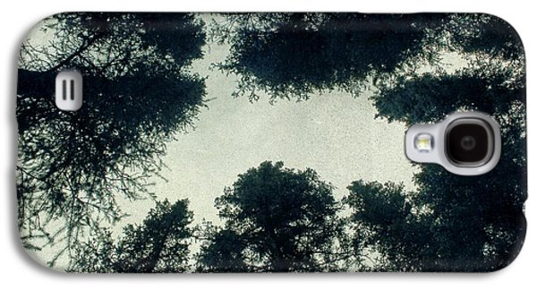 Tree Tops Galaxy S4 Case by Brett Pfister