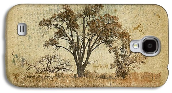 Trees In The Lowland Galaxy S4 Case