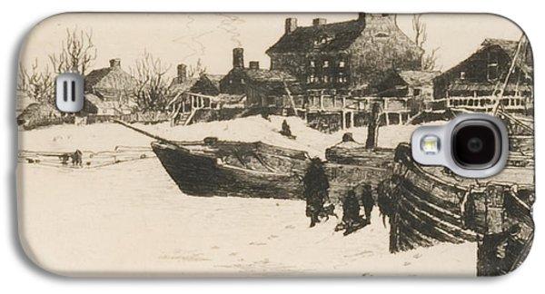 Trenton Winter Galaxy S4 Case by Stephen Parrish