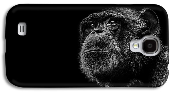 Portraits Galaxy S4 Case - Trepidation by Paul Neville
