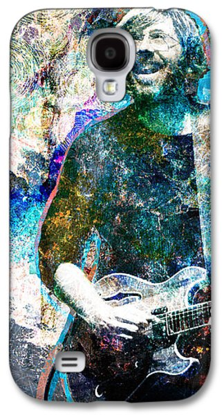 Trey Anastasio - Phish Original Painting Print Galaxy S4 Case by Ryan Rock Artist