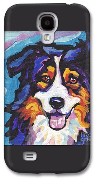 Tri Aussie Galaxy S4 Case by Lea S