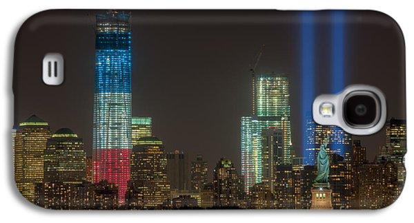 Tribute In Light Xiii Galaxy S4 Case
