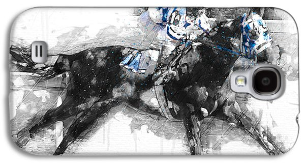 Secretariat Triple Crown 73 Galaxy S4 Case