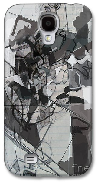 Triumph Without Pride 3 Galaxy S4 Case by David Baruch Wolk