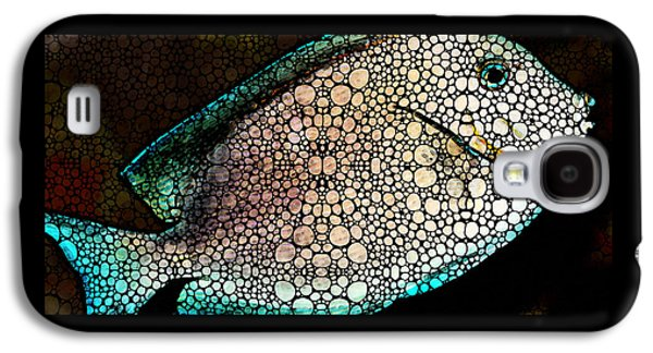 Tropical Fish - Ocean Deep Dive Galaxy S4 Case