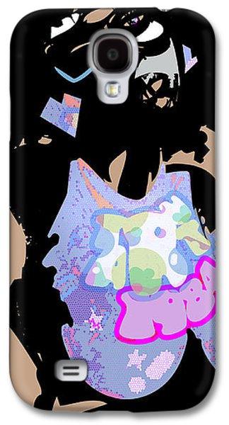 Tru America - Erykah Badu Galaxy S4 Case