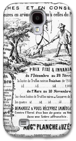 Truffles, 19th Century Galaxy S4 Case by Granger