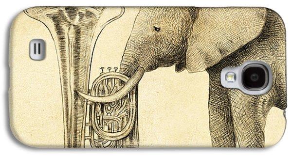Tuba Galaxy S4 Case