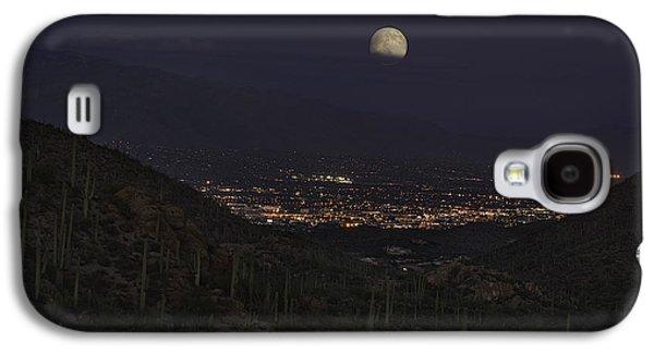 Tucson At Dusk Galaxy S4 Case
