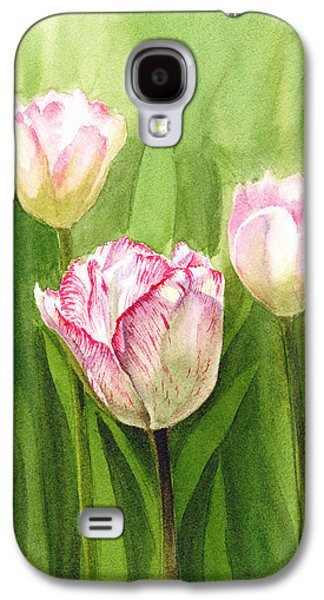 Tulips In The Fog Galaxy S4 Case