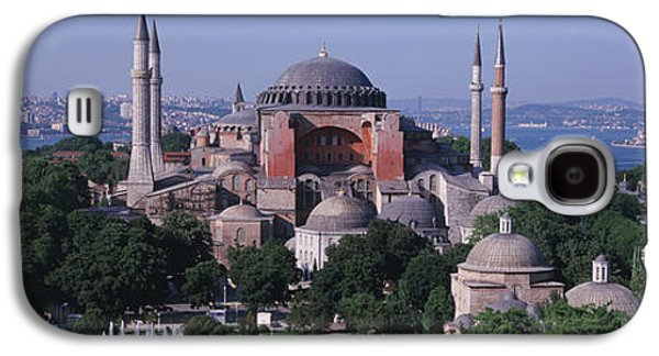 Turkey, Istanbul, Hagia Sophia Galaxy S4 Case by Panoramic Images