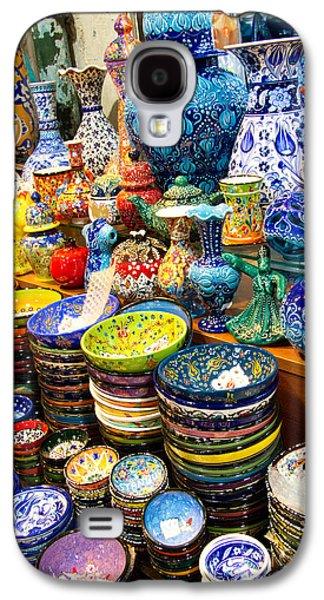 Turkish Ceramic Pottery 1 Galaxy S4 Case