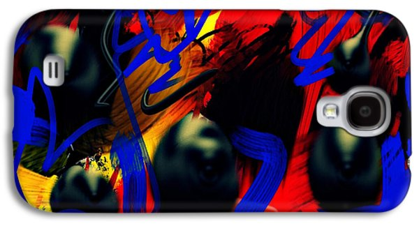 Turmoil Galaxy S4 Case by Paulo Guimaraes
