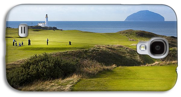 Turnberry Golf Course Prints Galaxy S4 Case