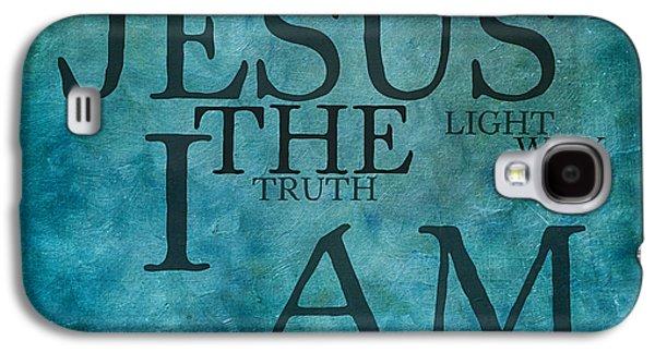 Turth Light Way 1 Galaxy S4 Case by Angelina Vick