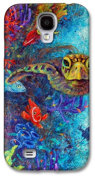 Turtle Wall 2 Galaxy S4 Case