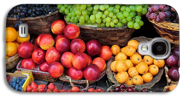 Tuscan Fruit Galaxy S4 Case by Inge Johnsson