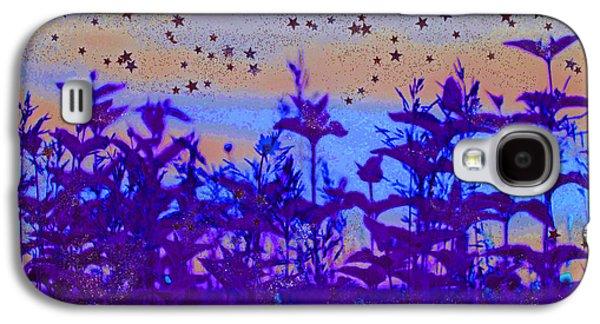 Twilight Meadow Magic Galaxy S4 Case