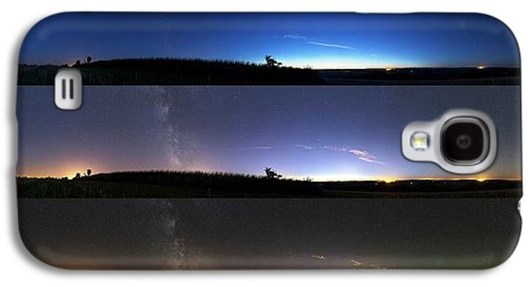Twilight Sequence Galaxy S4 Case by Laurent Laveder