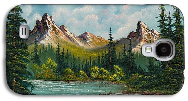 Twin Peaks River Galaxy S4 Case