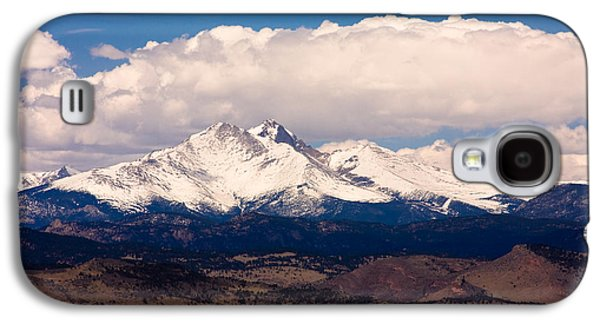 Twin Peaks Snow Covered Galaxy S4 Case by James BO  Insogna
