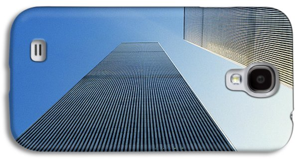Twin Towers Galaxy S4 Case by Jon Neidert