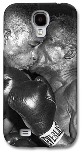 Two Boxers In A Clinch Galaxy S4 Case