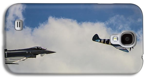 Typhoon V Spitfire Galaxy S4 Case by Martin Newman