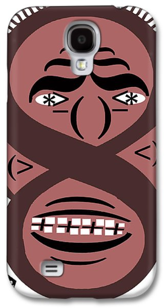 Typortraiture Obama Galaxy S4 Case by Seth Weaver