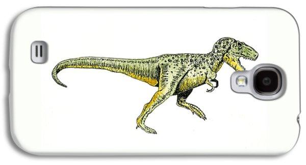 Tyrannosaurus Rex Galaxy S4 Case