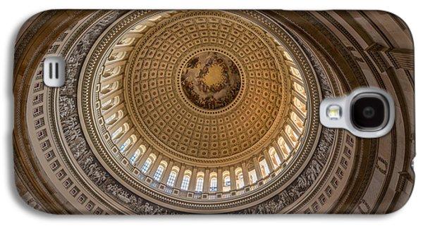 U S Capitol Rotunda Galaxy S4 Case by Steve Gadomski